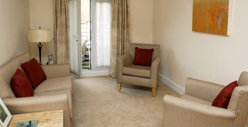 Typical 1 bedroom - Bushey House Beaumont
