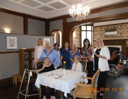 Bushey House Beaumont Assisted Living