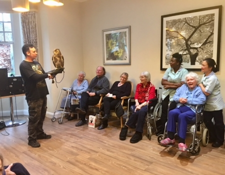 Wimbledon Beaumont Assisted Living