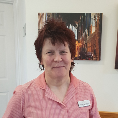 Latimer Court Care Home in Worcester