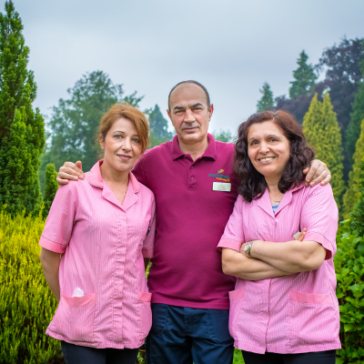 Reigate Beaumont Care Home in Reigate