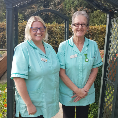 Collingtree Park Care Home in Northampton