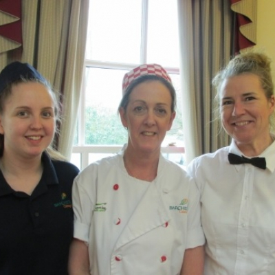 Hilderstone Hall Care Home in Stone