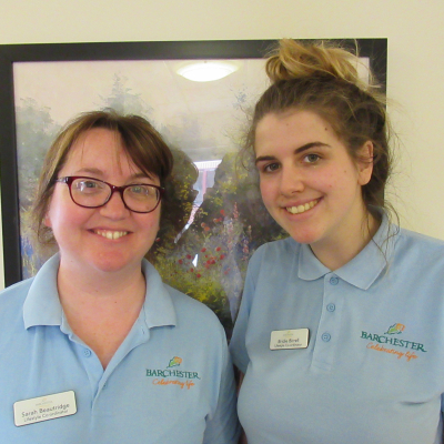 Friston House Care Home in Rochester