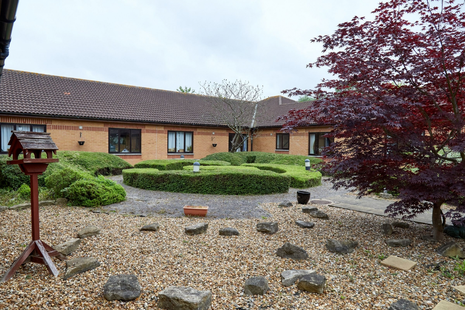 Care homes in milton keynes ashby house barchester for Ashby house