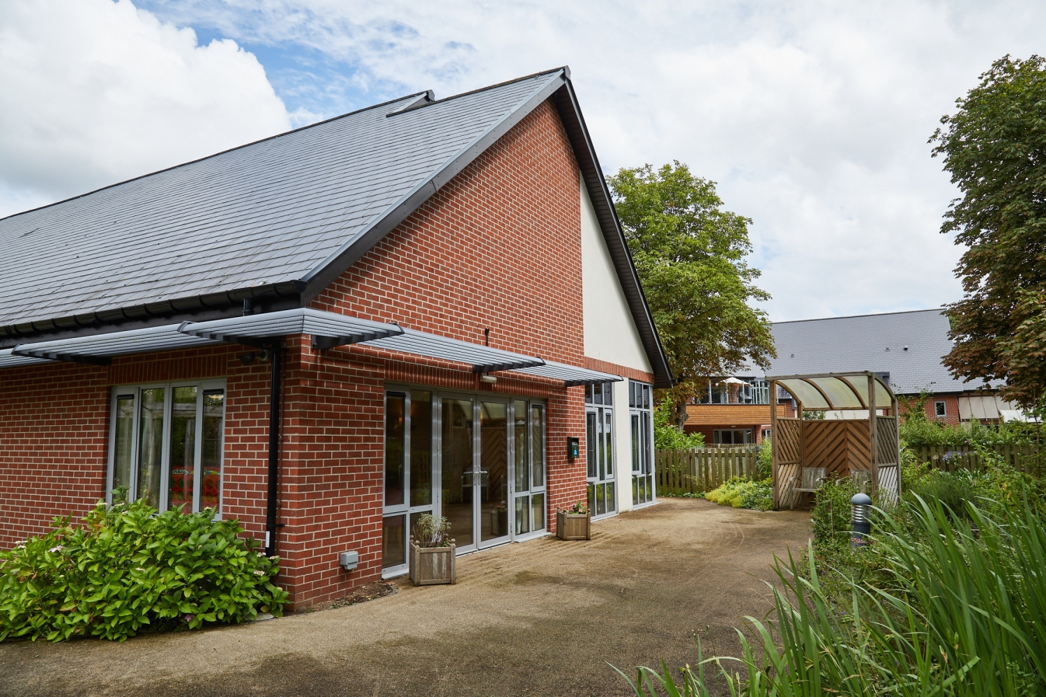 Care Home In Mansfield
