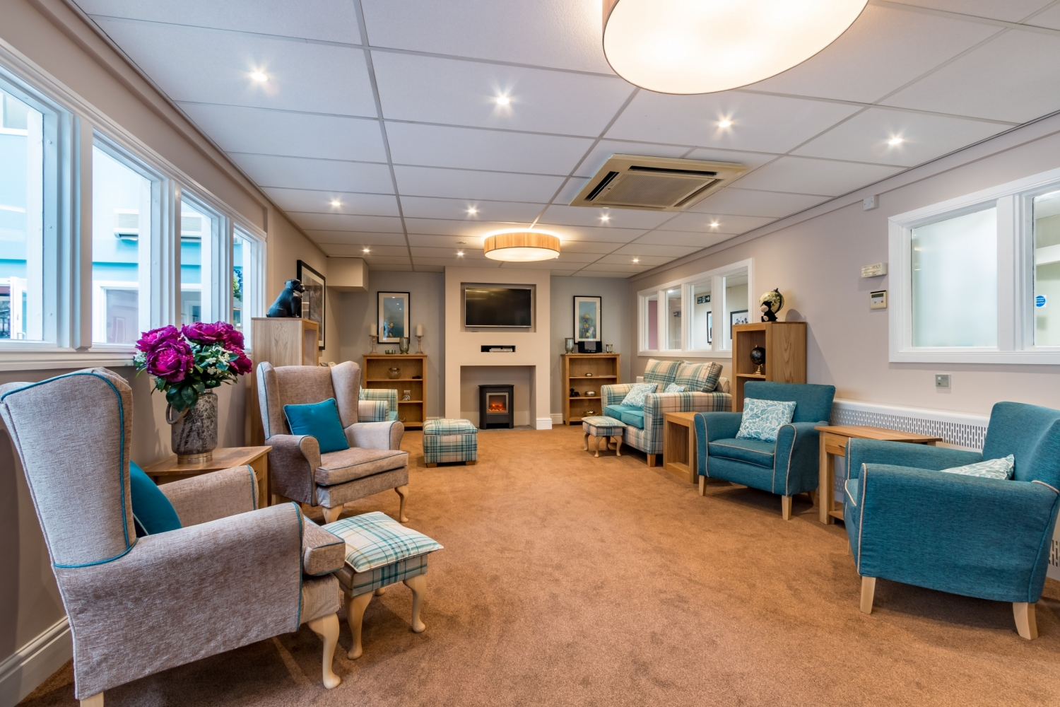 Care homes in reading austen house barchester healthcare Nursing home design ideas