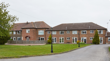 Care homes in Lincolnshire