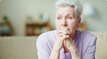 Isolation is the greatest fear of elderly | Dementia News