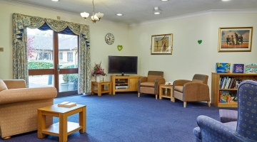 Care Homes in Milton Keynes | Ashby House