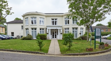 Care Homes in Hertfordshire
