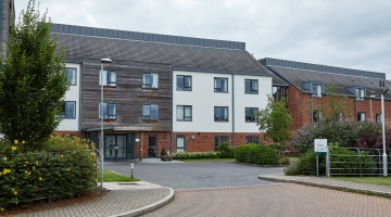 Care Homes in Derbyshire