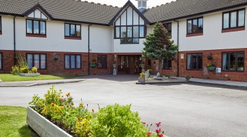 Care Home in Yeovil | West Abbey