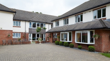 Care Home in Horley | Wykeham House