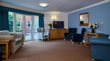 Care Home in Rochester | Winchester House