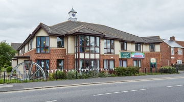 Care Homes in Northumberland