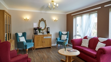 Care Home in Ashington | Station Court
