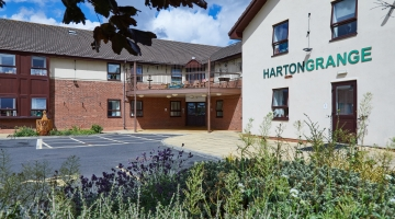 Care homes in Tyne and Wear