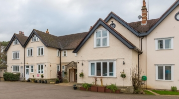 Typical 2 bedroom - Oxford Beaumont