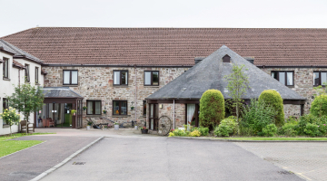 Care homes in Angus