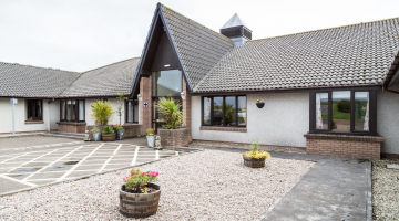 Care homes in the Highlands