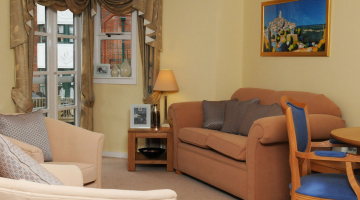 Typical 1 bedroom - Red Oaks