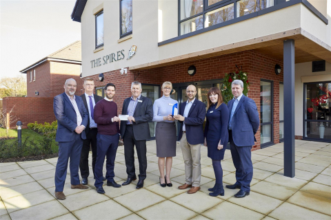 Barchester Healthcare Announced as Finalist for Pinders Healthcare Design Awards