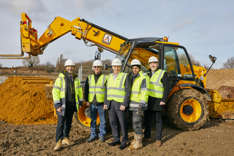 Latest Barchester Care Home Breaks Ground in Herne Bay