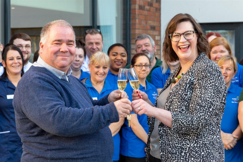 Barchester Holds Key To Future Care At Queens Manor