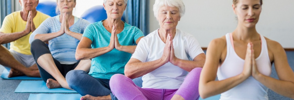 Major study to investigate benefits of yoga for older people