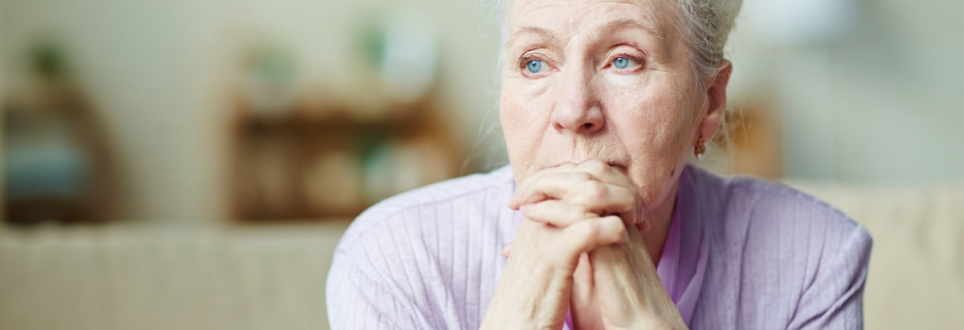 Study points to anxiety as possible indicator of Alzheimer's