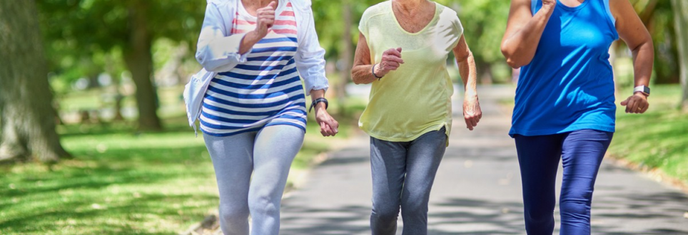 Women over 70 can cut early death risk with just one brisk walk a week