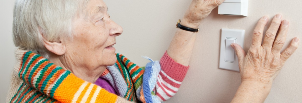 Cognition skills in the elderly slow down in winter