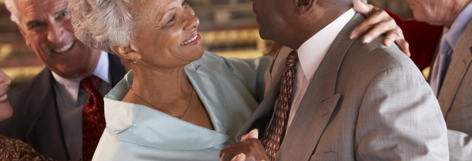 Elderly told to tango their way out of fall risk