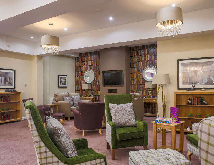 Marriott House & Lodge Care Home in Chichester | Barchester