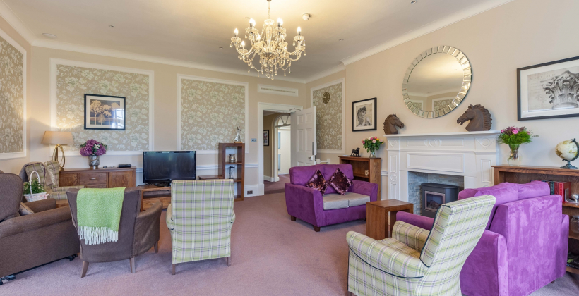 Care Home in Macclesfield | Adlington Manor