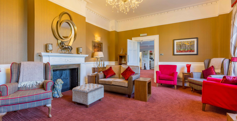 Care Home in Salisbury   Milford House