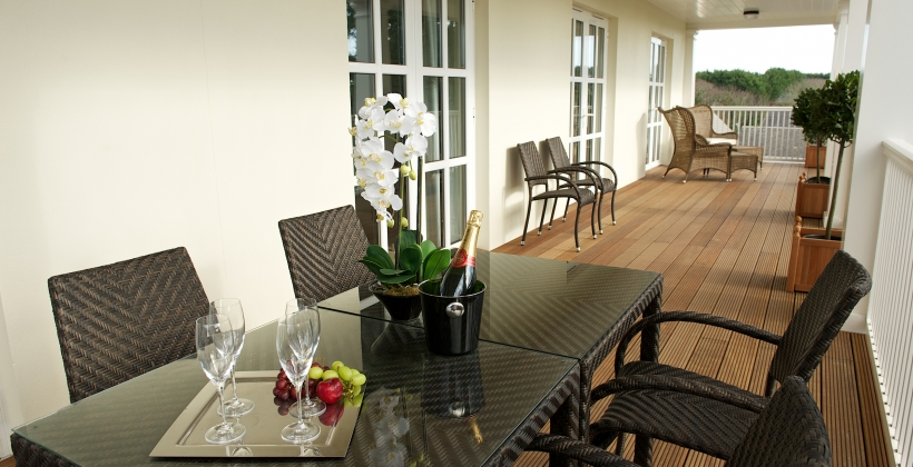 Typical 2 bedroom - Lakeside Pavillion
