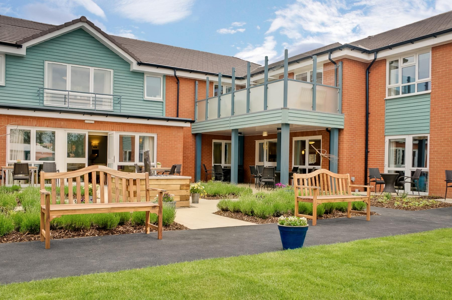 Care Home In Ludlow