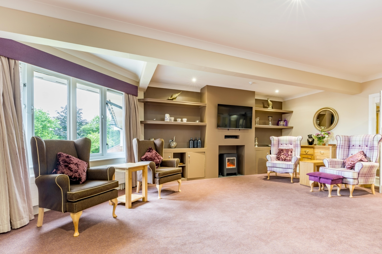 Care Home In Wokingham