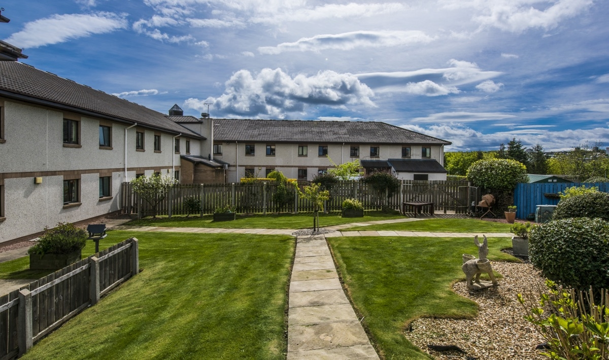 Care Homes In Aberdeen Fairview House Barchester