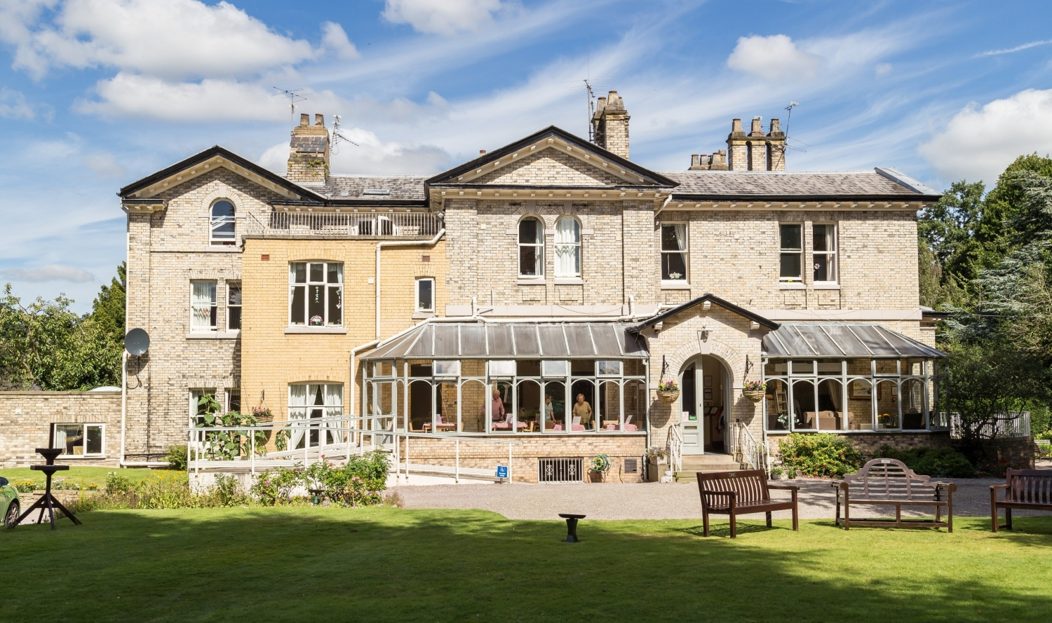 care homes in warrington brookfield barchester healthcare