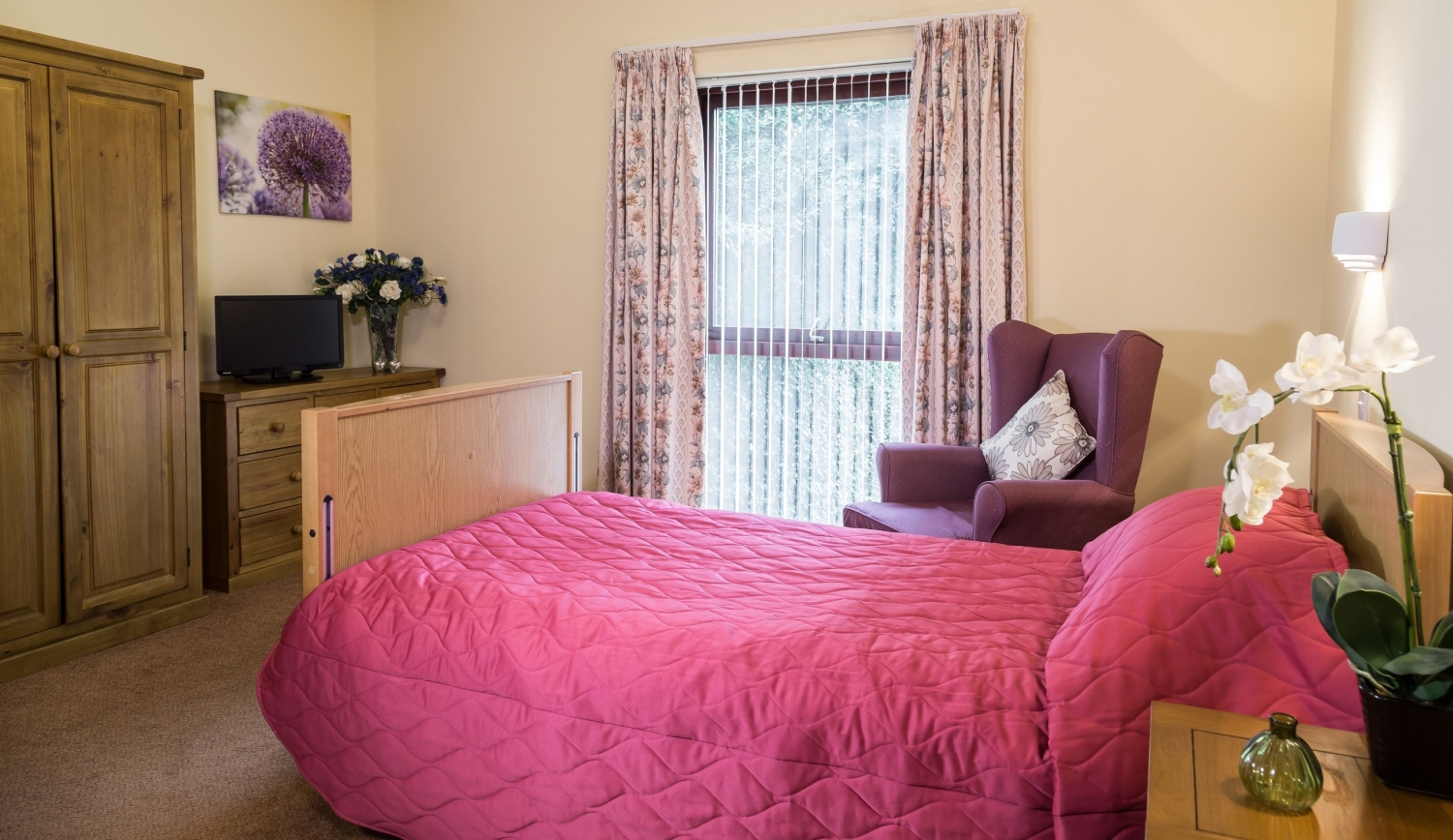 Care Home In North Devon
