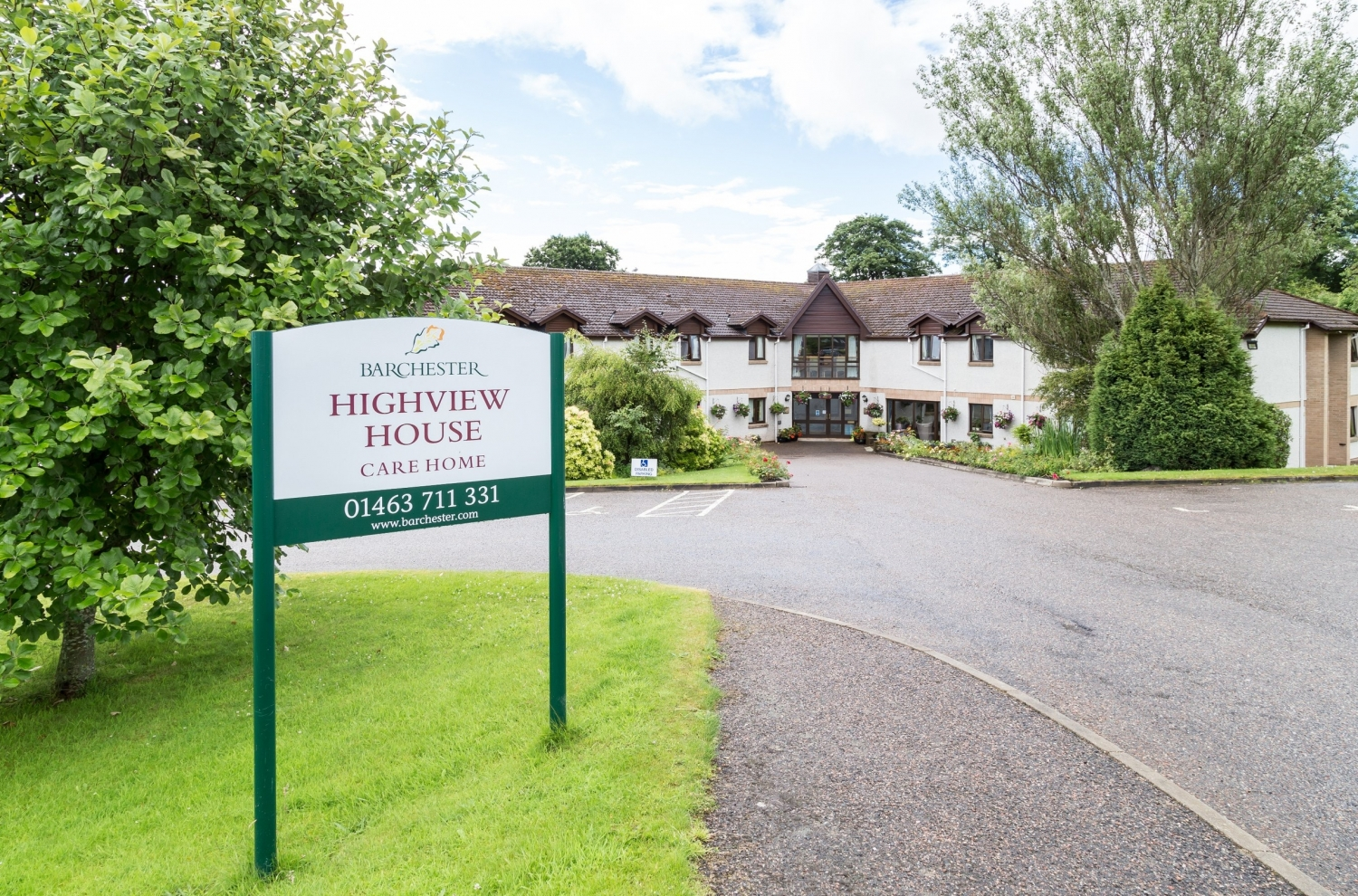 Care Home In Inverness
