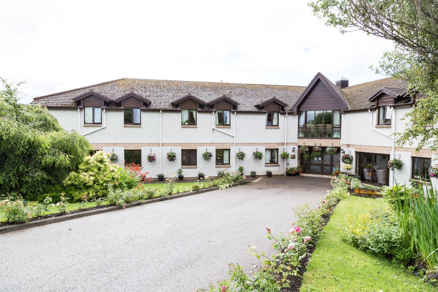 care home in inverness highview house barchester