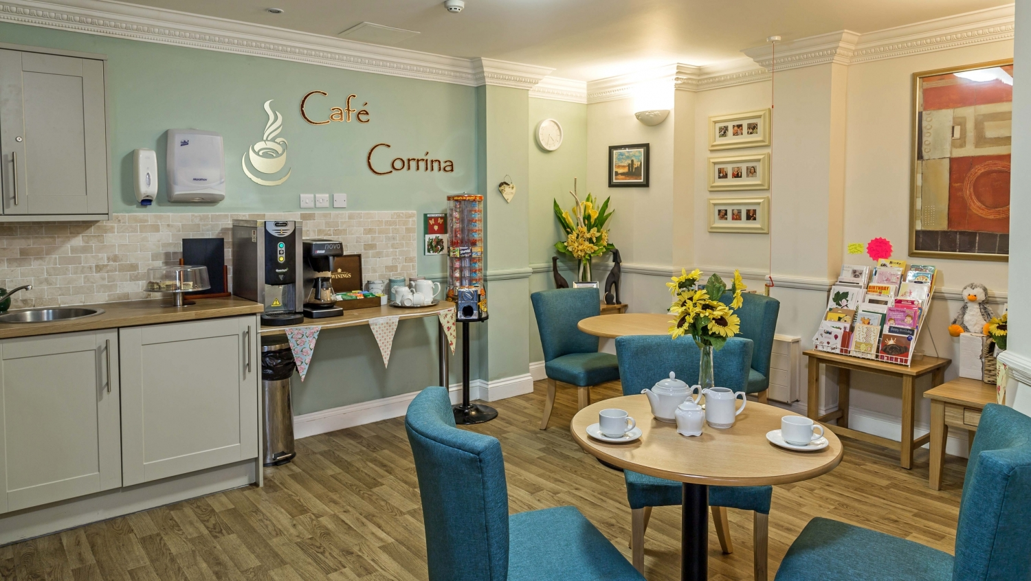 Care Home In Camberley Corrina Lodge Barchester Healthcare