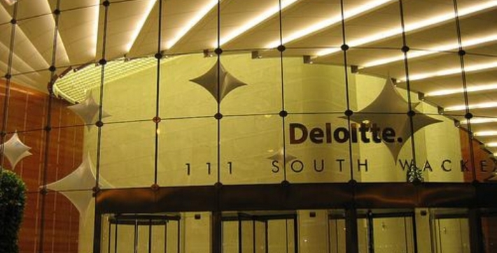 Deloitte Raises 1 Million for Alzheimer's Society