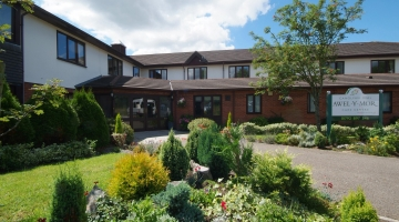 Care homes in Swansea