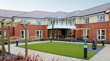 Care homes in Worcestershire