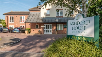 Care Home in Surrey | Ashford House